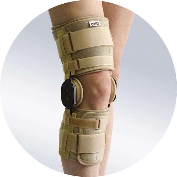 Брейс на коленный сустав ORTO NKN-555