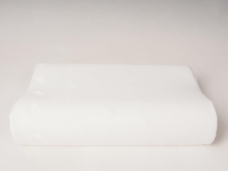 Подушка ортопедическая c эффектом памяти, 50*30*12/10 FOSTA F 8021
