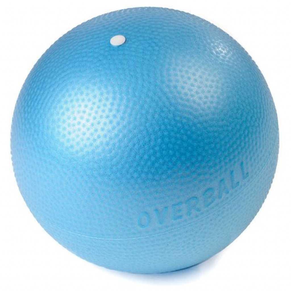 Мяч для дыхательной гимнастики Over Ball 25 см 80.11