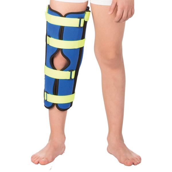 Бандаж для полной фиксации коленного сустава (тутор) Т.44.45 (Т-8535)