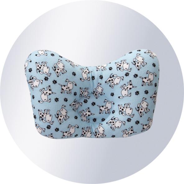 Ортопедическая подушка для сна ORTO ПС-110 детская