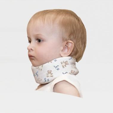 Воротник Шанца для недоношенных или новорожденных с небольшим весом ECOTEN OB-001